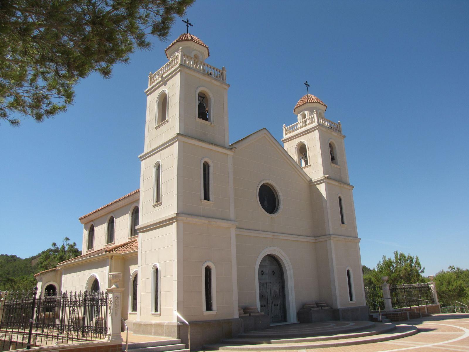 Santuario a la Virgen del Pilar