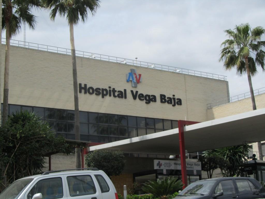 Hopital Vega Baja