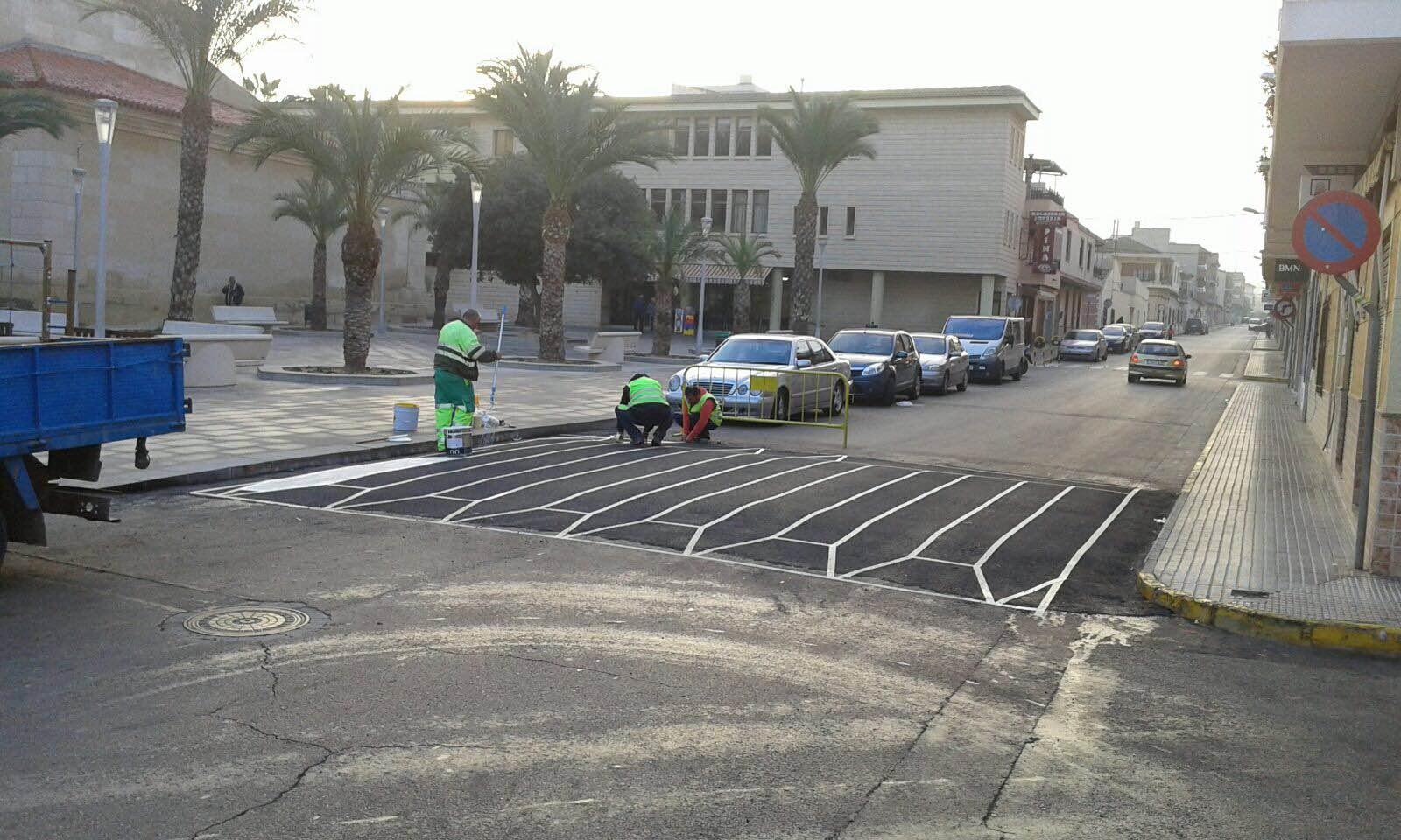 Nuevas actuaciones en seguridad vial benej zar for Oficina virtual trafico
