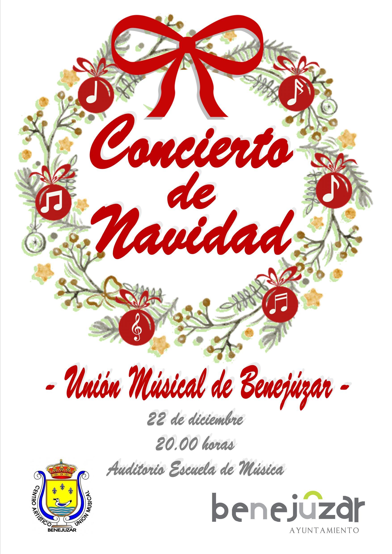 concierto navidad banda benejuzar 2017