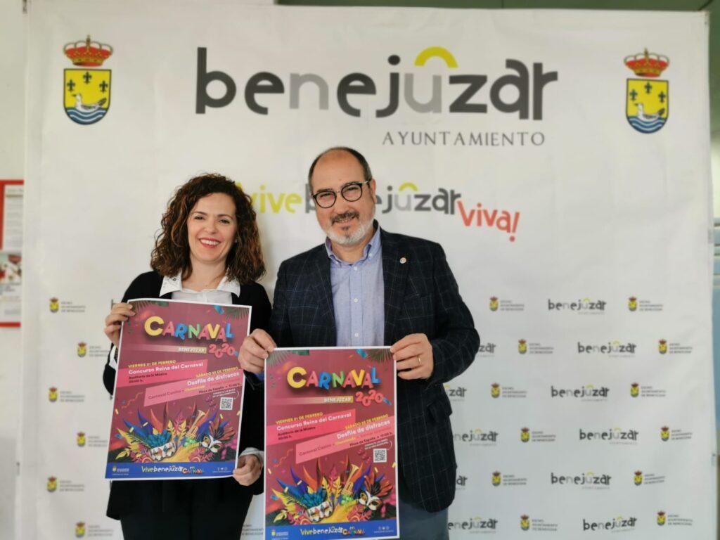 Foto 1. Carnavales 2020 Benejúzar