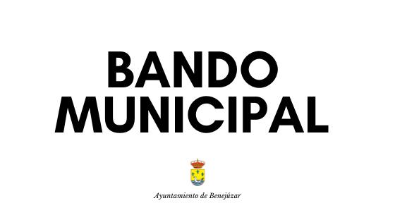BENEJÚZAR BANDO