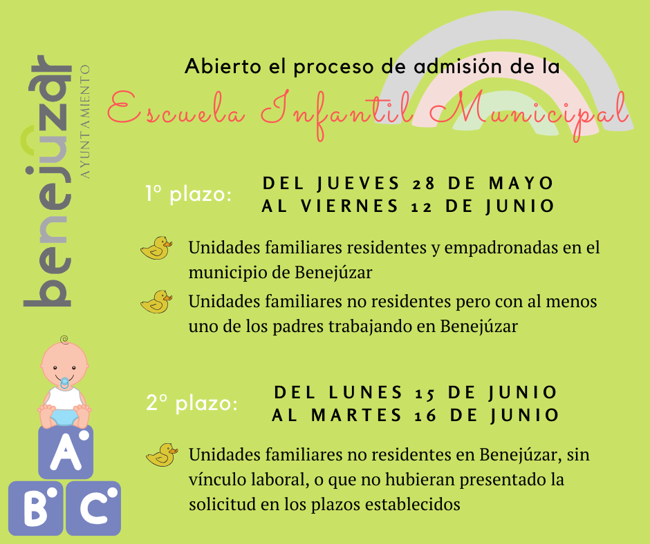 Escuela Infantil Municial