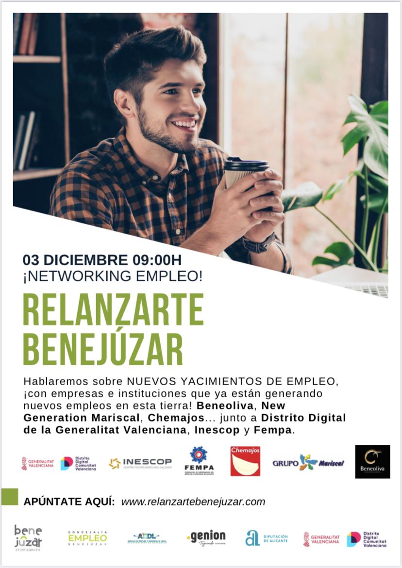 Networking Relanzarte Benejúzar