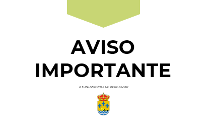 AVISO WEB