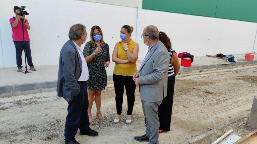 Visita del secretario autonómico (1)