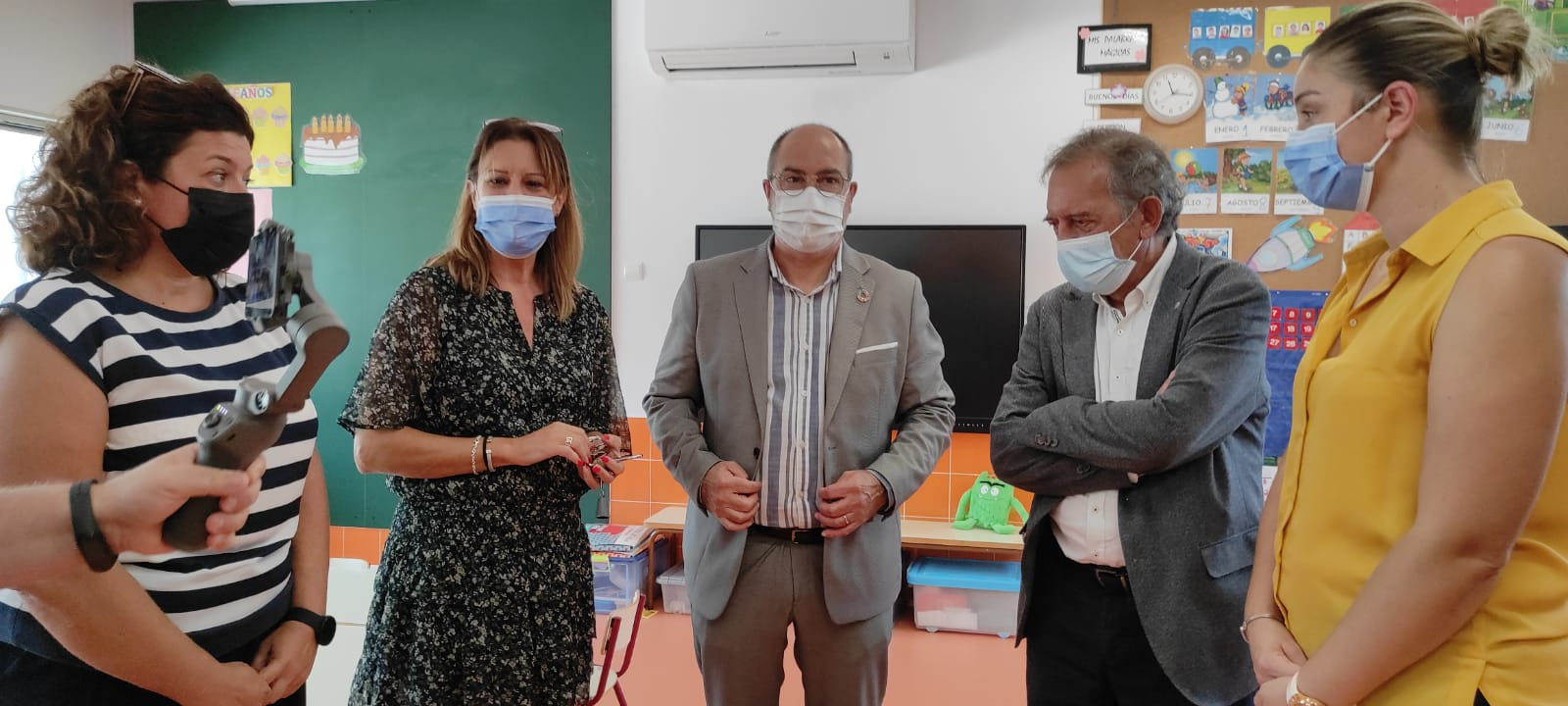 Visita del secretario autonómico (2)